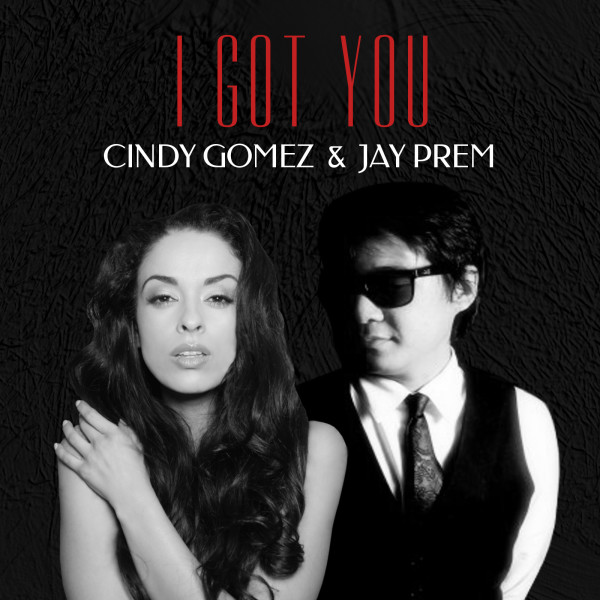 "Cover for single ""I Got You"""